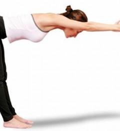 身体僵硬可尝试瑜伽屈伸展式来缓解