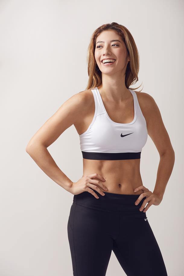 明星女神如何锻炼出好身材--瑞玛席丹