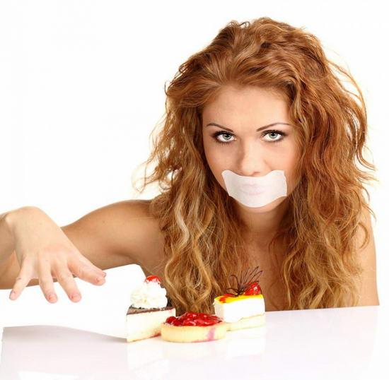 过度节食,更易使人成为易胖体质