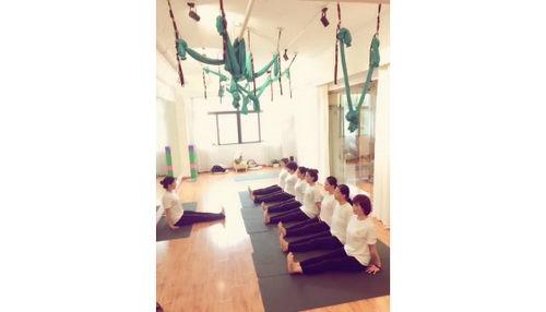 刘小玲净心和瑜伽连锁创始人