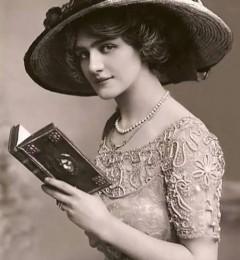 100年前的美女 靓丽永不褪色