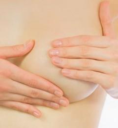 女性朋友学会正确自摸 防范乳癌与未然