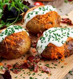 马铃薯这样吃 养颜美容、抗衰老