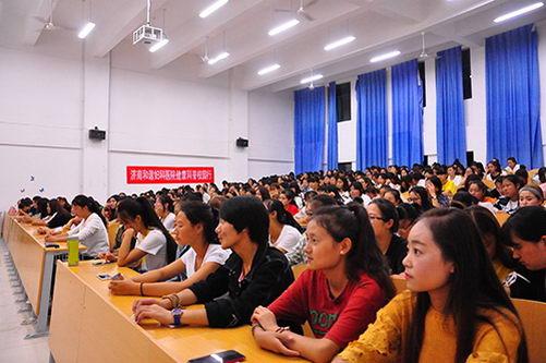 """""""关爱女性健康从学生开始""""郑州现代妇科医院公益使命再次起航"""