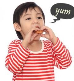 孩子吃饭无胃口 管好孩子贪吃零吃的嘴了吗?