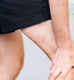 小腿轻按就痛 身体或存四个危机