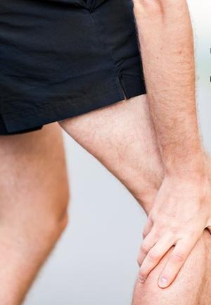 小腿轻按就痛 身体或存四大危机