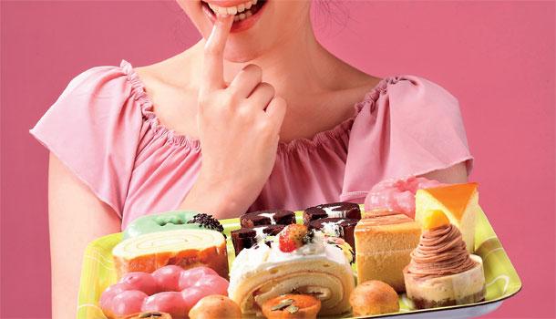 聪明享受甜食 开心又健康