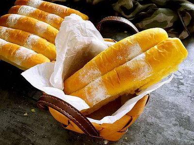 当芥花油碰上南瓜椰蓉排包,开启一段DIY健康之旅