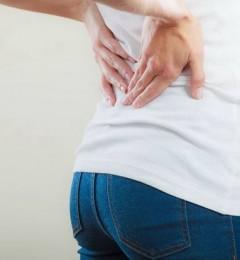 长期剧烈腰痛 原是体内长了大肿瘤