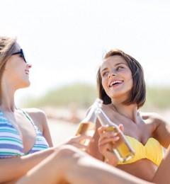 拥有快乐就与喝白开水一样简单!