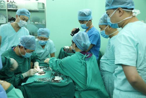 北京米扬丽格巫文云院长云梯式综合隆鼻填充 还原面部年轻态