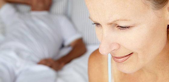 女人上了年纪缘何没了性趣?