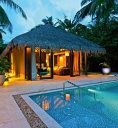 马尔代夫奢华代表作之维拉私人岛 Velaa Private Island