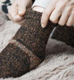 脚底易发冷或者是体质虚寒 足部4症状看健康
