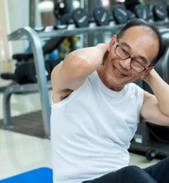男人50,只能接受腰圆腿粗易瞌睡没精神的现实?