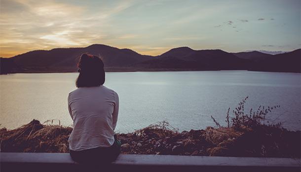 走出忧郁,让亲情温暖自己的心灵
