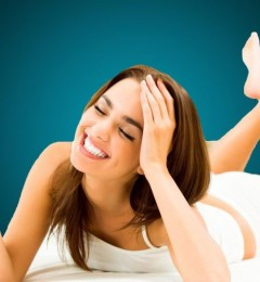 调查发现早睡早起的人身材匀称更健康