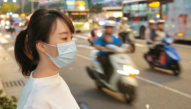 养成10个生活好习惯 不怕雾霾天诱发过敏