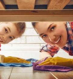 研究发现常做家务的女性更易获得长寿