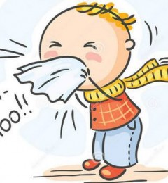流感与普通感冒长得像,但真的不一样!