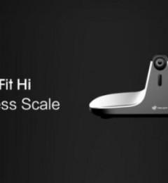 智能家居全面进化维塑Hi3D形体秤 2018CES跃世首发