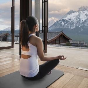 工作压力大常失眠 可以试试几个有效的瑜伽动作
