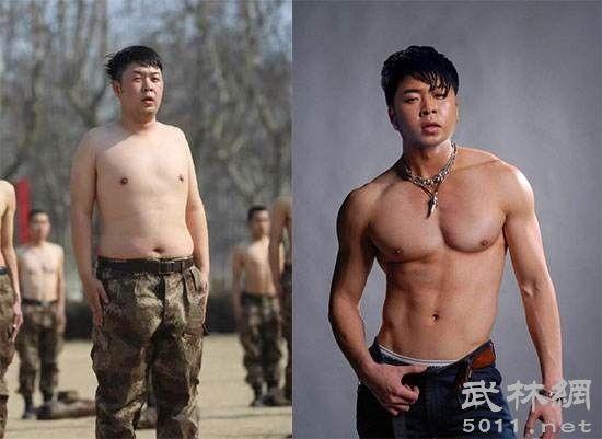 互联网圈男人更爱减肥 幸福减肥教拯救发福男人