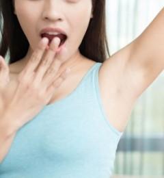 女性使用止汗剂不当 会引致乳癌