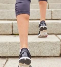 一步一步走楼梯 减肥消脂快!