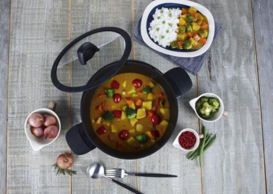 新年选一套赛普瑞斯不粘锅,给你全新的厨房体验