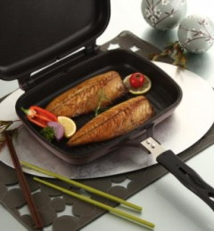 做精致的居家女人,体验有赛普瑞斯不粘锅的厨房生活