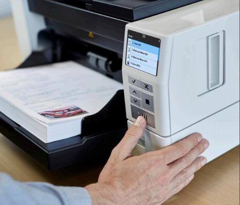北京信驰通力求提高医院病案管理水平 Kodak Alaris扫描仪加速病案数字化进程