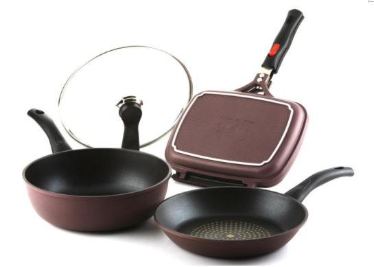 每个努力生活的人都值得拥有一套高品质的赛普瑞斯厨具