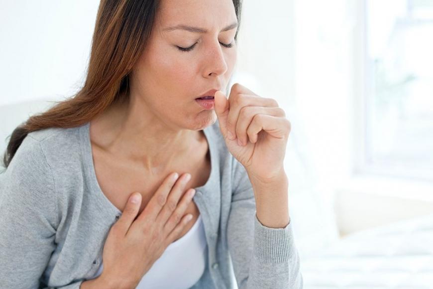 中医穴位按摩 帮您赶走敏感气管炎