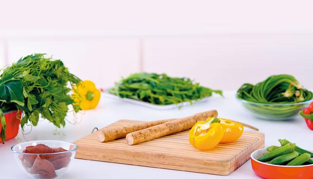 食品安全事件多  10大排毒蔬菜请常吃