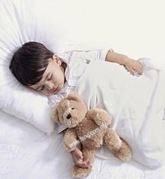 孩子从小睡不好 长大易长胖