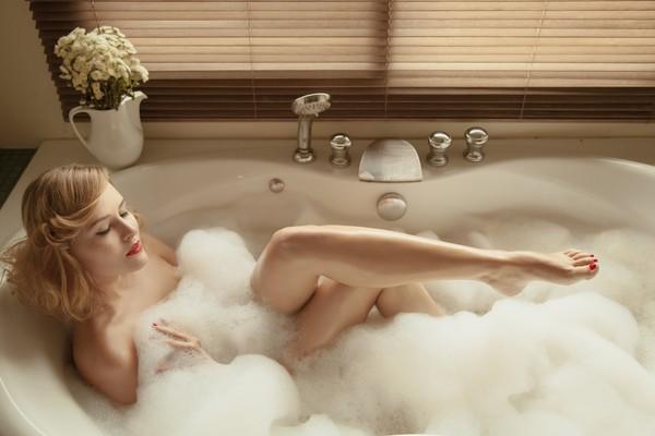从洗澡看出另一半的性格特点  准到爆!