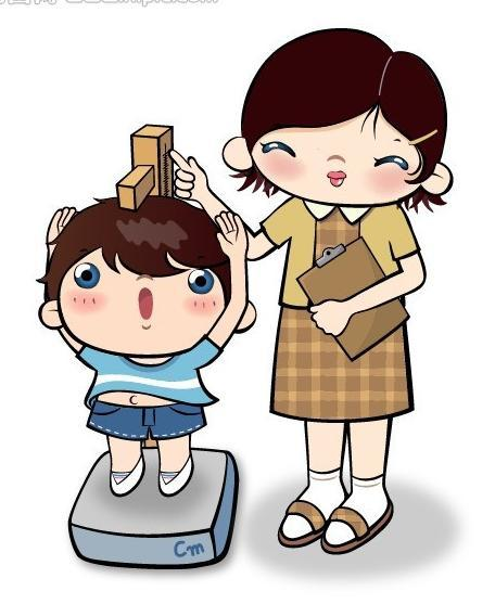 孩子比同龄矮?注意定期给孩子补充钙铁锌
