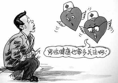 淄博曙光医院呼吁关注男性健康,在淄博曙光医院找回男人本性!