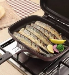 赛普瑞斯双面煎锅开创新时代的美食烹饪
