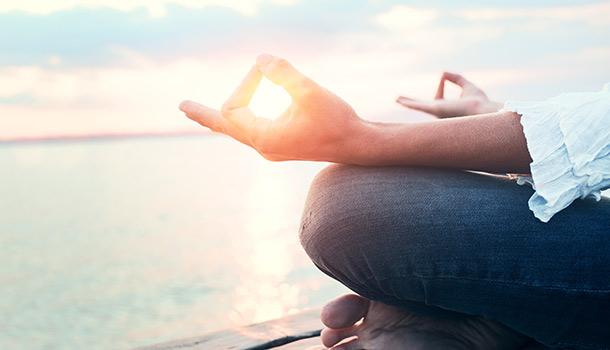 生命的快乐,是内在不动的宁静 是接受自然而然的结果