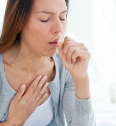 支气管敏感易咳  穴位按摩法有助缓和气喘