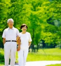 老年保健有讲究 老来无病身体好