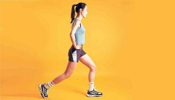强健美腿运动 让自己的小腿变得有魅力