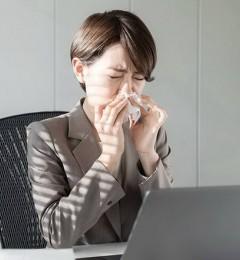 鼻塞吸不到空气除了难受 真实原因更可怕
