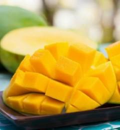 女性常吃芒果 可活化血管 有利于肠道健康
