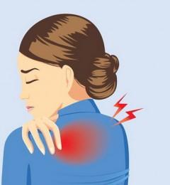 颈肩疼痛别烦恼 中医一招轻松除