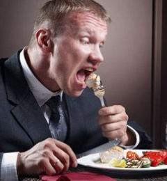 男人的饮食不规律 骨质疏松症悄悄找上门