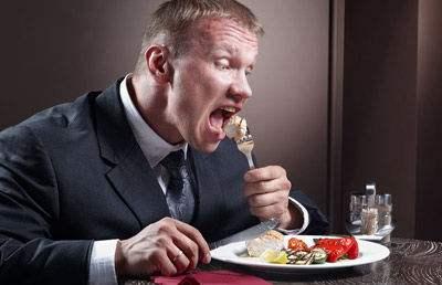 饮食不规律